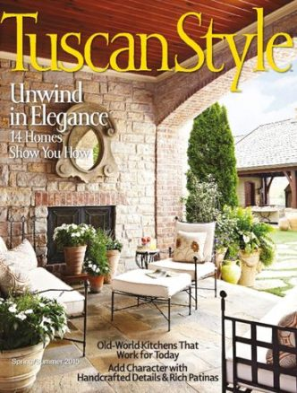 Tuscan Style cover